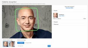 亚马逊CEO贝佐斯:人脸识别需要监管